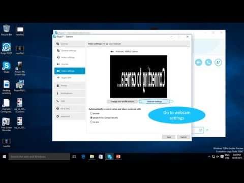 Using Windows Phone as WEBCAM