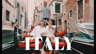 TRAVEL VLOG: an Italian summer.   Verona, Crema & Venice
