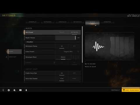 How to Disable Multiplayer Music in Black Ops 4