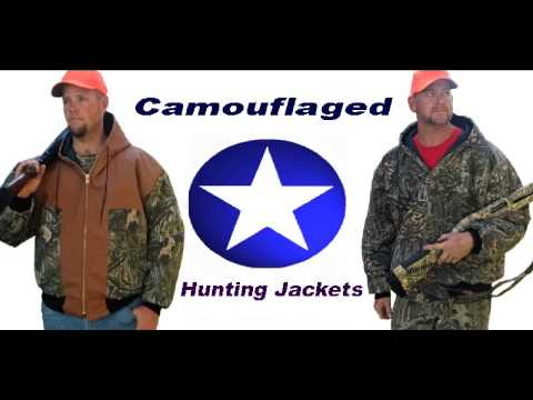 Camouflage Hooded Hunting Jackets | American Mystique