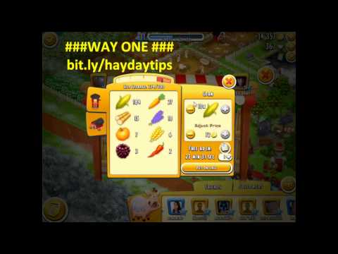 [Hay day guide] Fastest ways to make money (gold) in hay day