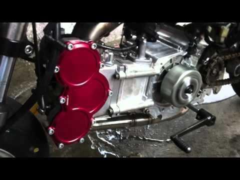 Sex Machine 180cc DOHC 水冷 Watercool RACE MOTOR.MOV