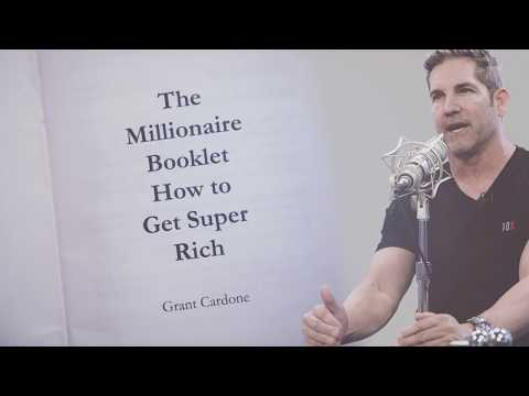 How to Get Super Rich- Grant Cardone
