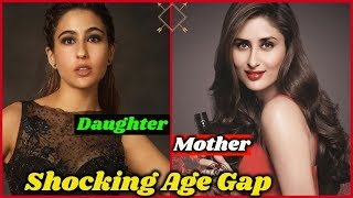Shocking Age Gap Between Step Mother and Their Kids in Bollywood