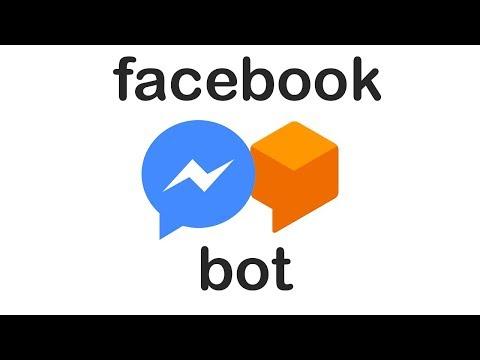 Make a Facebook Bot with Dialogflow and Firebase
