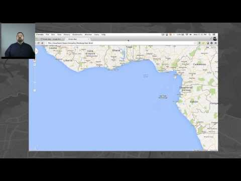 Getting Started with the Google Maps JavaScript API Part 1