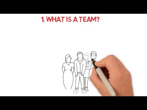 Effective Teamwork Video Lesson