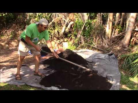 How to make Terra Preta (Black Earth of the Amazon)