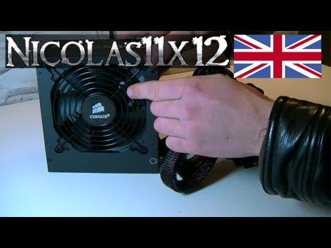 Corsair Builder Series CX600 V2 Power Supply Review