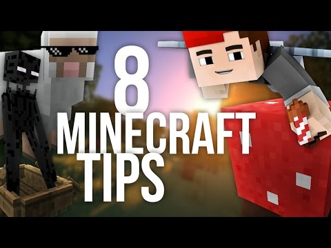 8 Minecraft Tips You May Not Have Known About - PakVim net