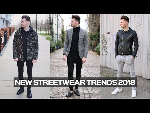 How To Be The Most Stylish Guy In The Room GUARANTEED - Mens Streetwear Trends 2018