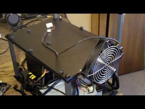 HSPC Tech Station: Cooling Fan Swap + Filter Install