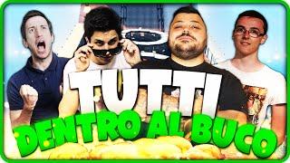 Gta 5 Online : Tutti Dentro Al Buco ! W/anima,dexter & Surry