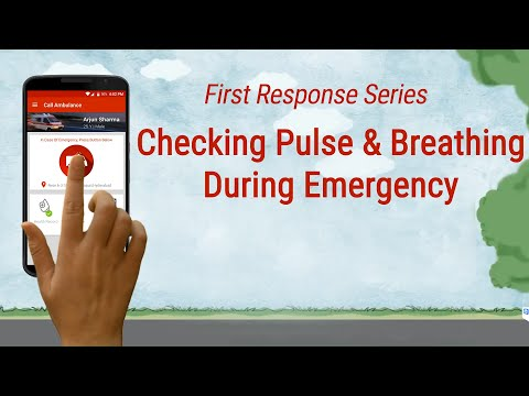 First Response Series: How to check pulse and breathing in a victim