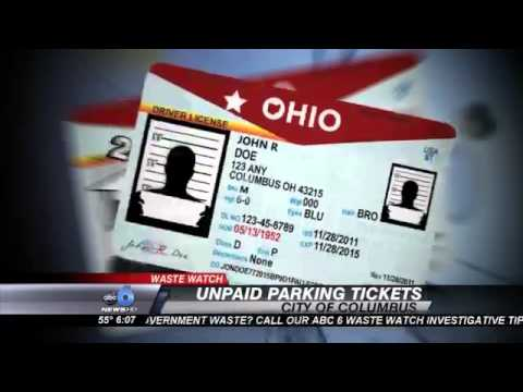 WASTE WATCH: Loophole Lets Parking Tickets Go Unpaid