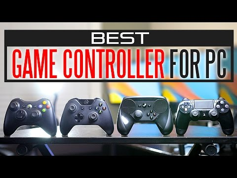 What's The Best Game Controller For the PC? (2016)