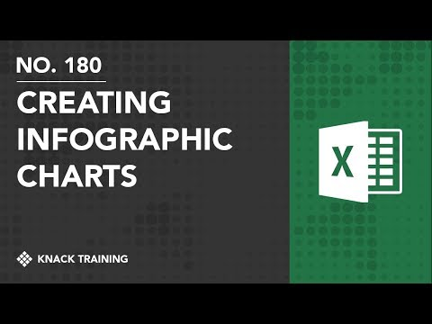 Creating Custom Infographics using Icons and Excel | Everyday Office 070