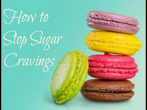 How to stop craving sugar and other sweets