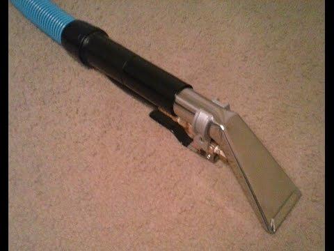 Turn your Vacuum into a Carpet Extractor   RemoteVacuum.com