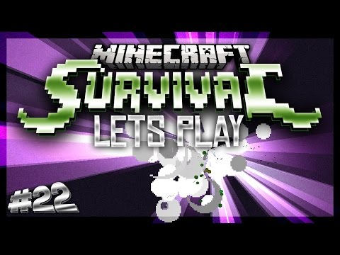 Minecraft: Survival Let's Play |