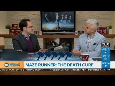 Thor's Hammers: Maze Runner: The Death Cure