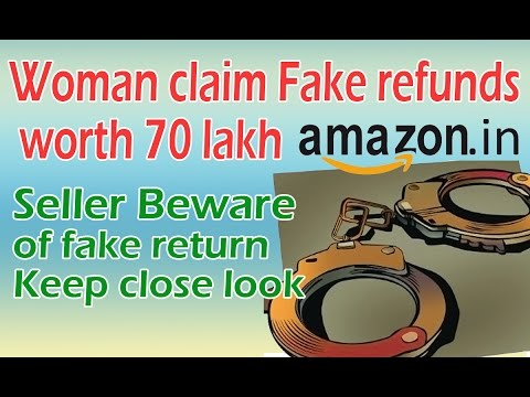 Amazon Customer Claim Return 70 Lakh Fraud Caught | Misuse of Amazon Return policy