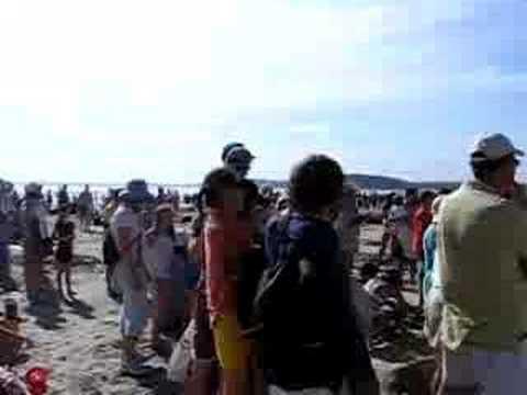 Clam Harbour Sandcastle 2007