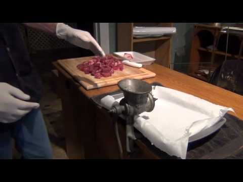 Keen Kutter Meat Grinder by Chad's Kitchen