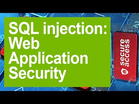 How to Hack Website: SQL injection, Web Application Security