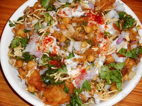 Samosa Chaat-Samosa Chaat Recipe