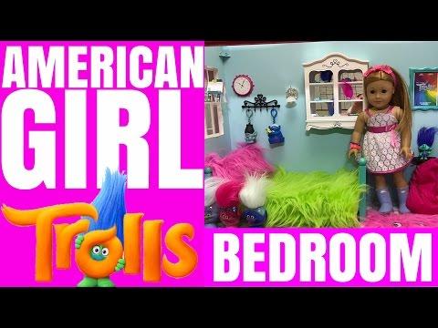 American Girl Trolls Bedroom