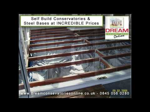 How to build a Lean To Conservatory Lean To