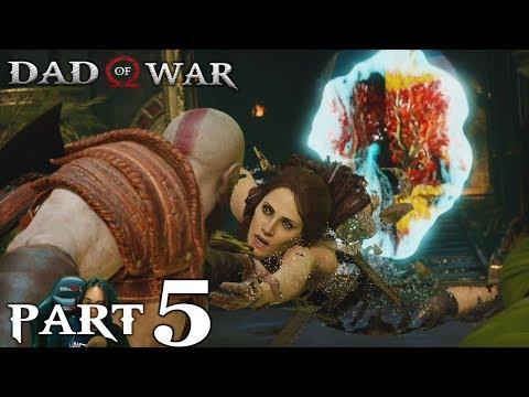 GOD OF WAR 4 | Part 5 | Alfheim | Gameplay Walkthrough