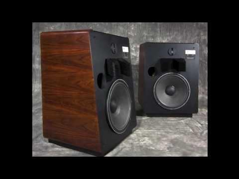 JBL L100 CLASSIC SPEAKERS Unboxing - Brooks Berdan Ltd