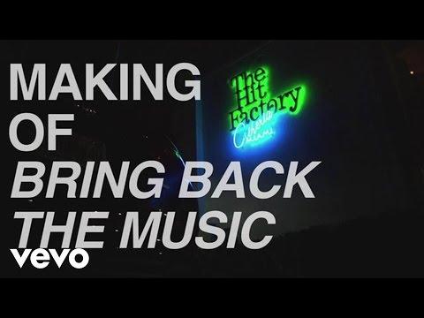 Jennifer Hudson - Bring Back The Music (In the Studio)
