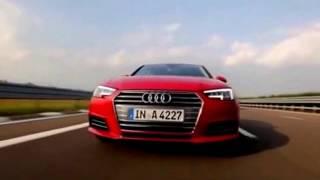 Audi A4 2016 Model Car