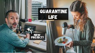 Surviving Hotel Quarantine in Sydney, Australia