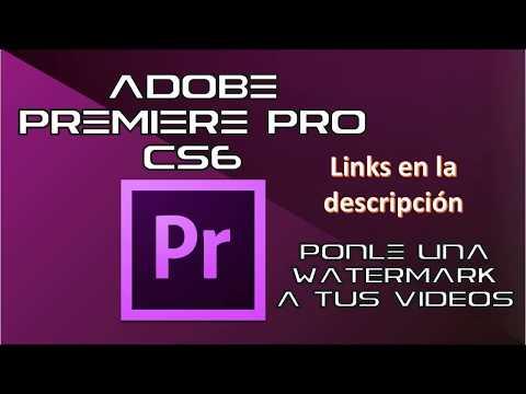 Adobe Premiere Pro Gratis full 1link   CS6  CS4   32Bits  64Bits