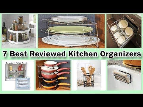 7 Best Reviewed Kitchen Organizers