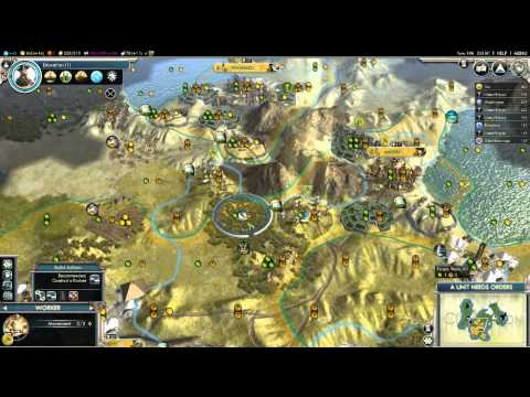 Civ5- GoTM57 Incans (Part 3- Operation Universities and Observatories)