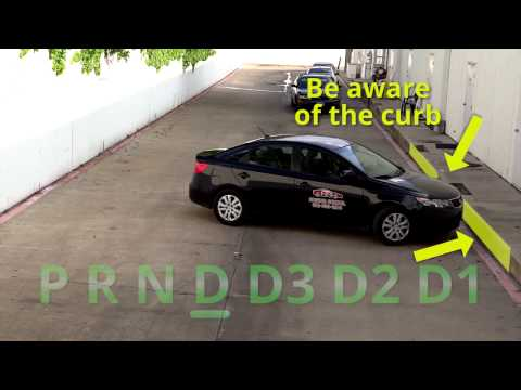 Three Point Turn - Not on Your Texas Driving Test