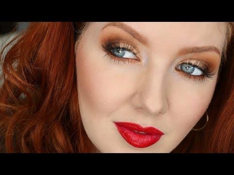 Wet 'N Wild Makeup Tutorial | Christmas Makeup
