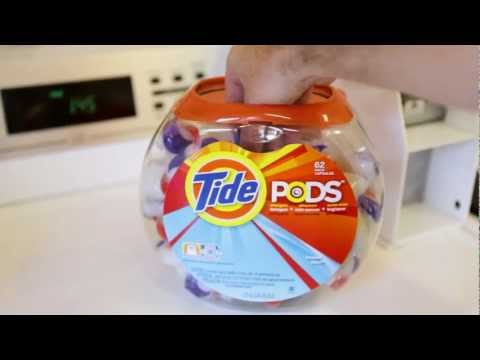 How To Use Tide Pods