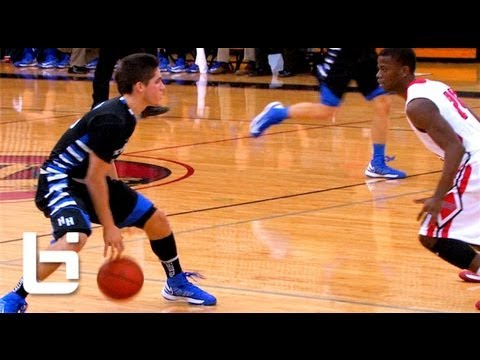 Can YOU GUARD Ridge Shipley? SICK Handles & One Of The Best PG You've Never Heard Of?
