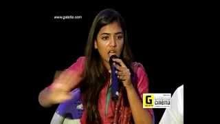Nazriya's Press Meet on Naiyandi Issue