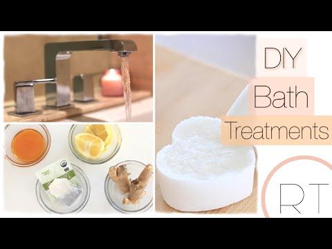 DIY Bath Time Treatments