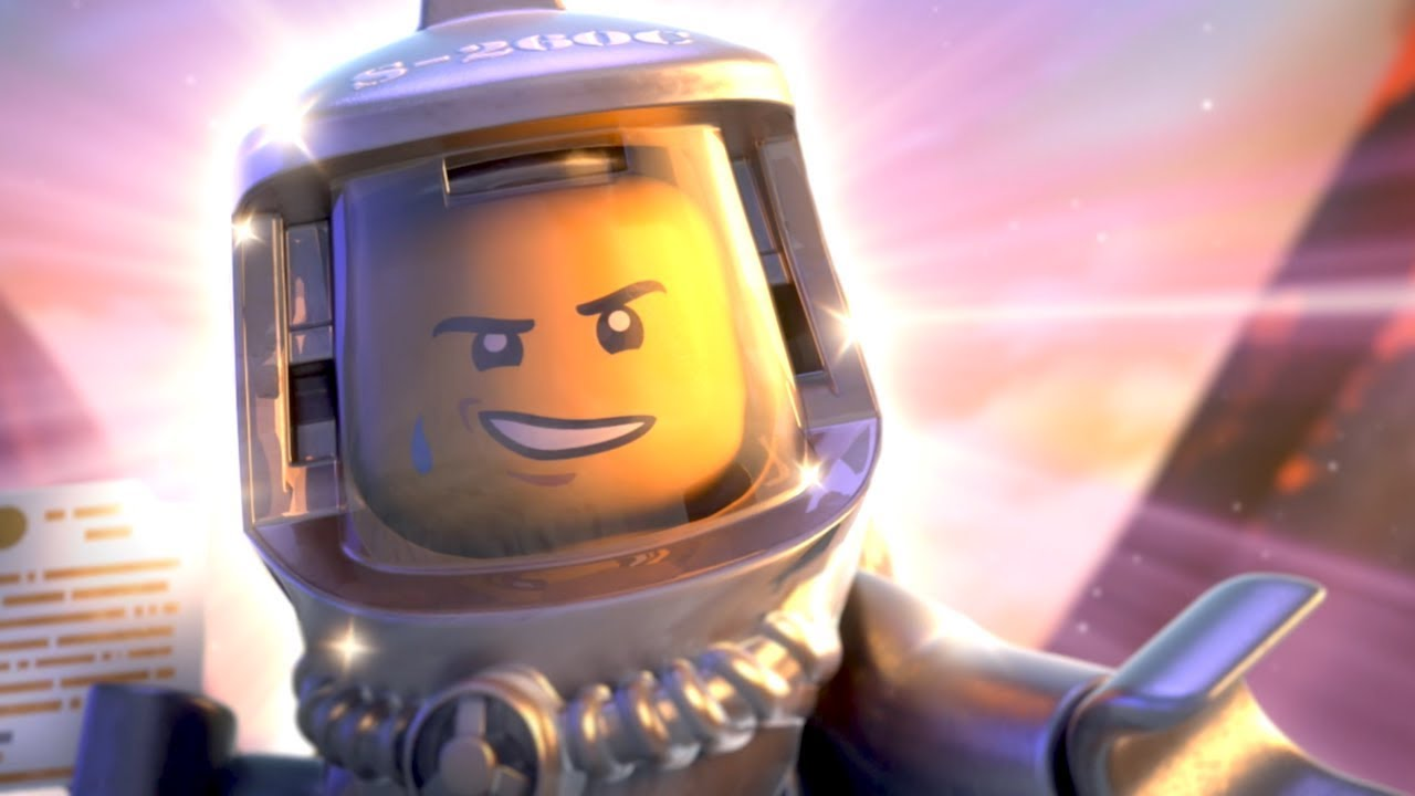 FIRE, LAVA, VOLCANO & HELICOPTER RESCUE LEGO Cartoons! LEGO City Movies For Kids in English