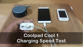 Coolpad Cool 1 Charging Speed Test : Another 4000 mah Oh My God 😳😟