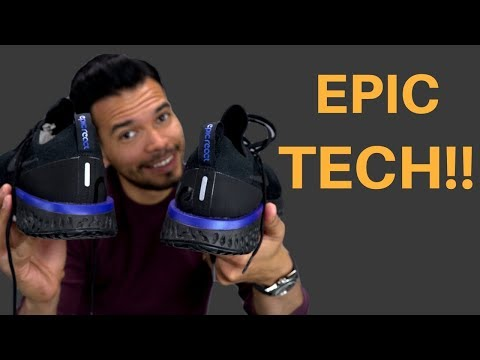 First Impressions On The Nike Epic React!