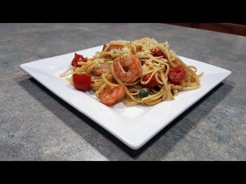 Jalapeño Shrimp Pasta
